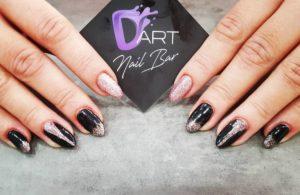 D-Artnail Bar manicure