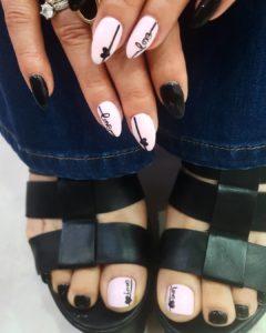 nail art - μανικιούρ -πεντικιούρ